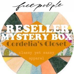 NWT! FP RESELLER MYSTERY BOX